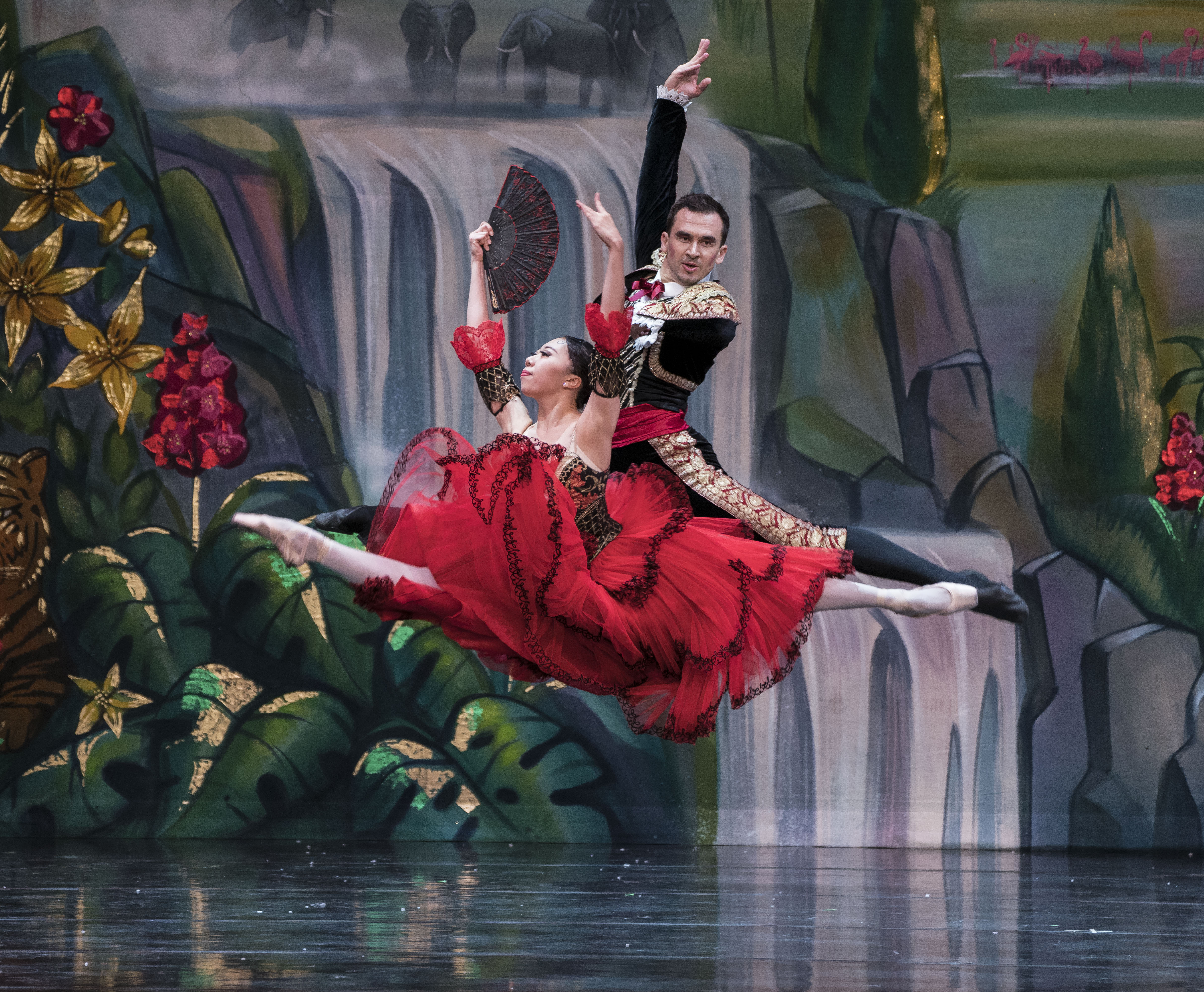 13. Spanish Variation in the Great Russian Nutcracker