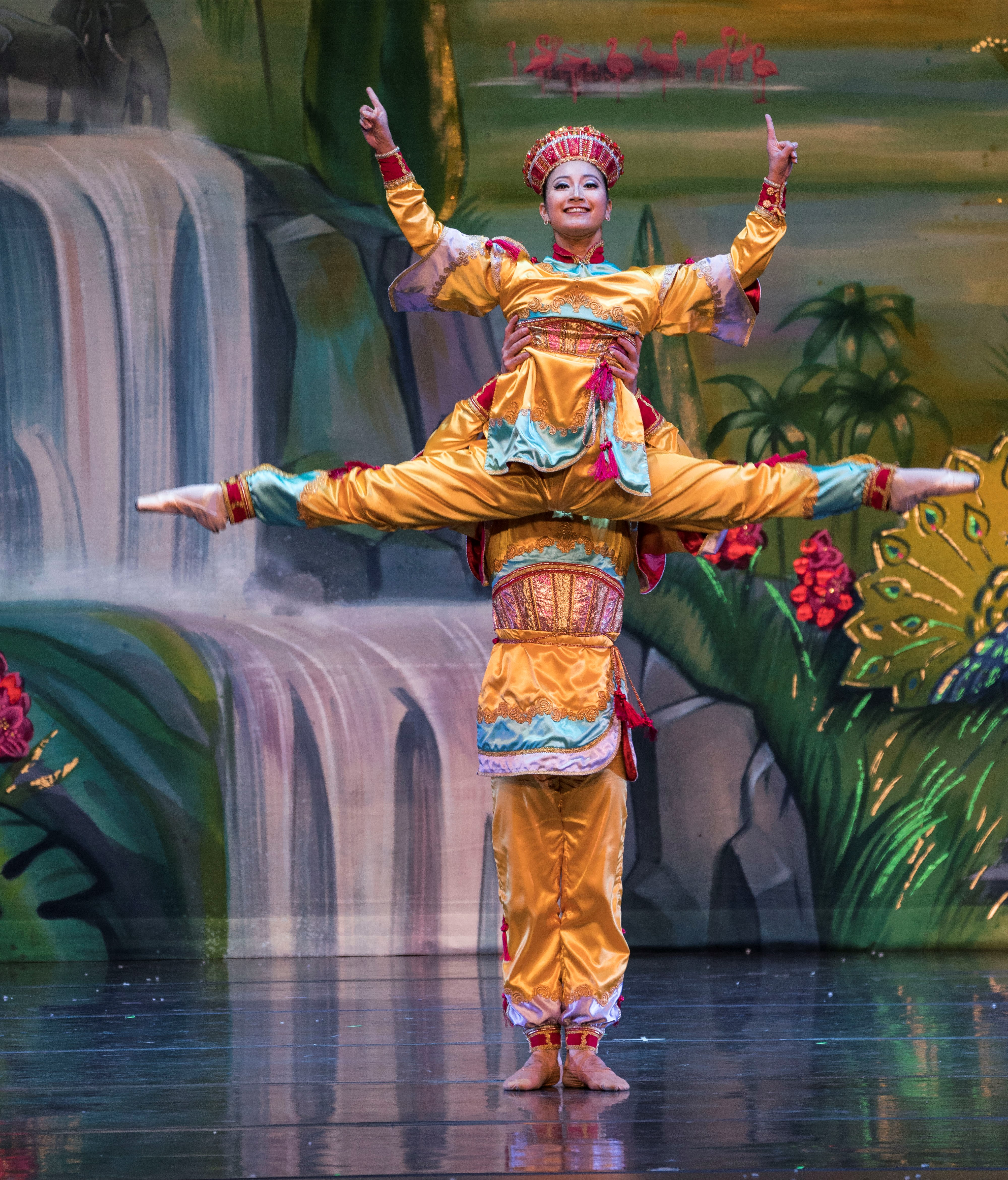 14. Chinese Variation in the Great Russian Nutcracker