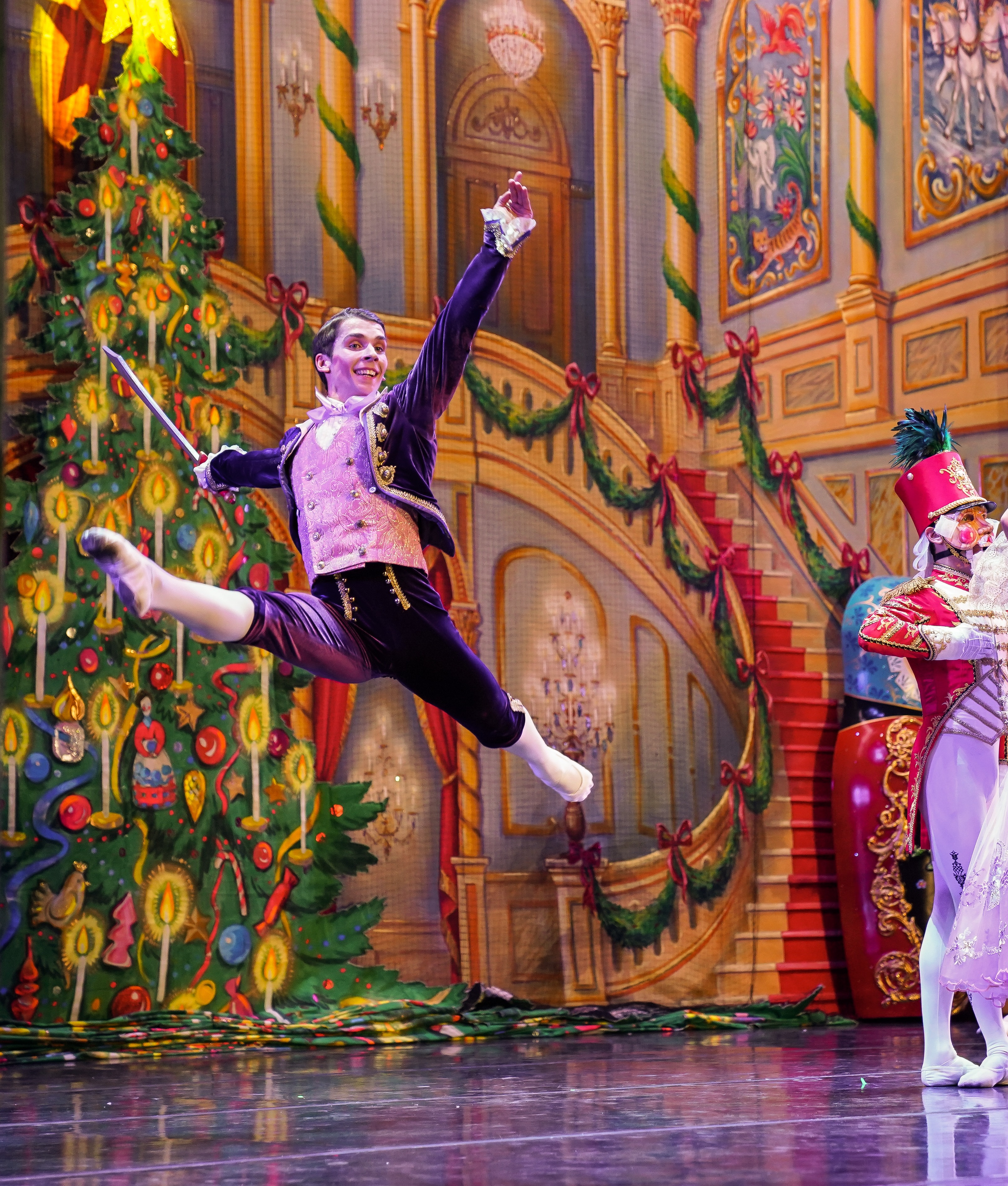 3. Brother Fritz in Moscow Ballet's Great Russian Nutcracker