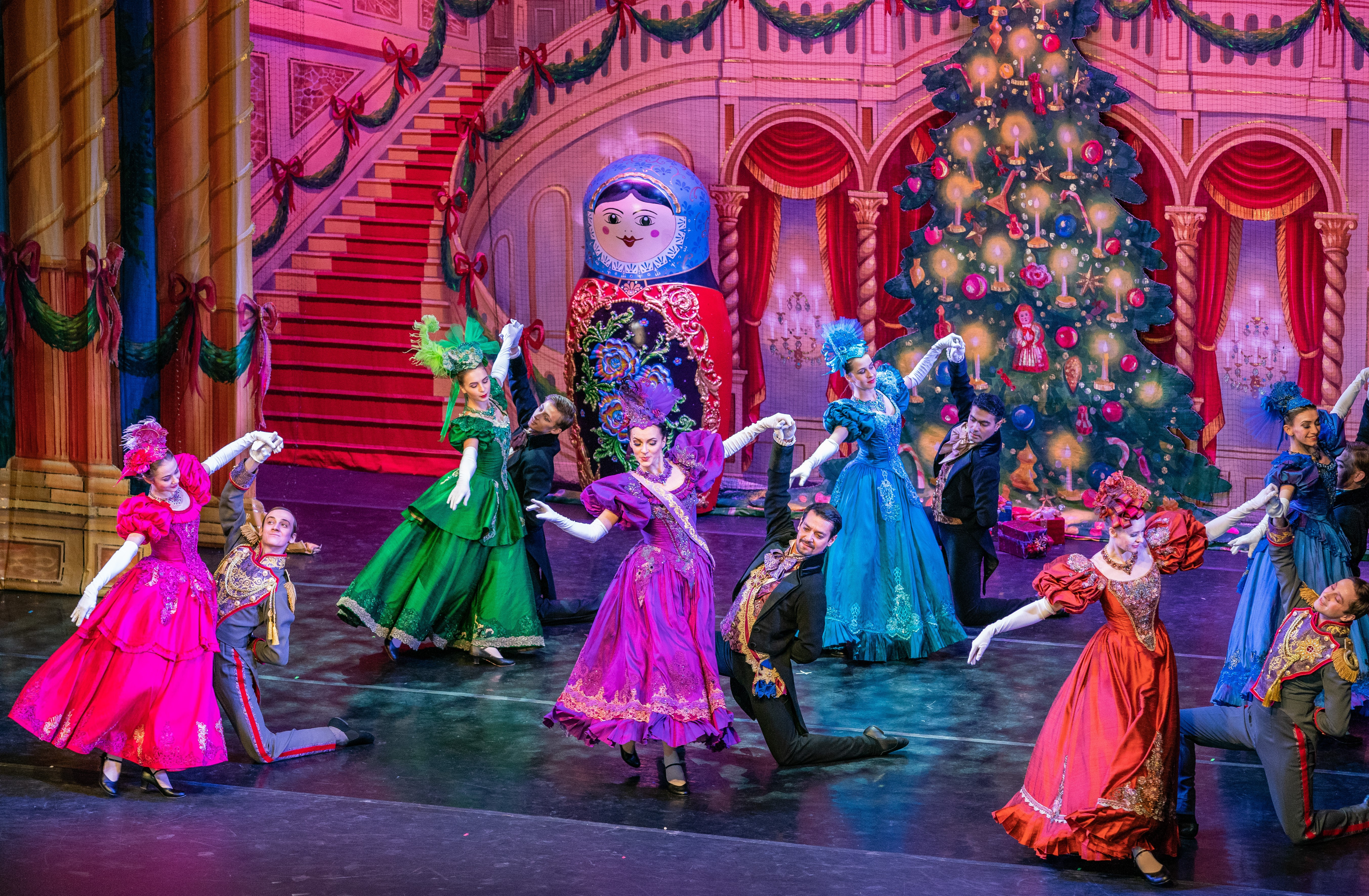 Moscow Ballet's Great Russian Nutcracker - Christmas Party