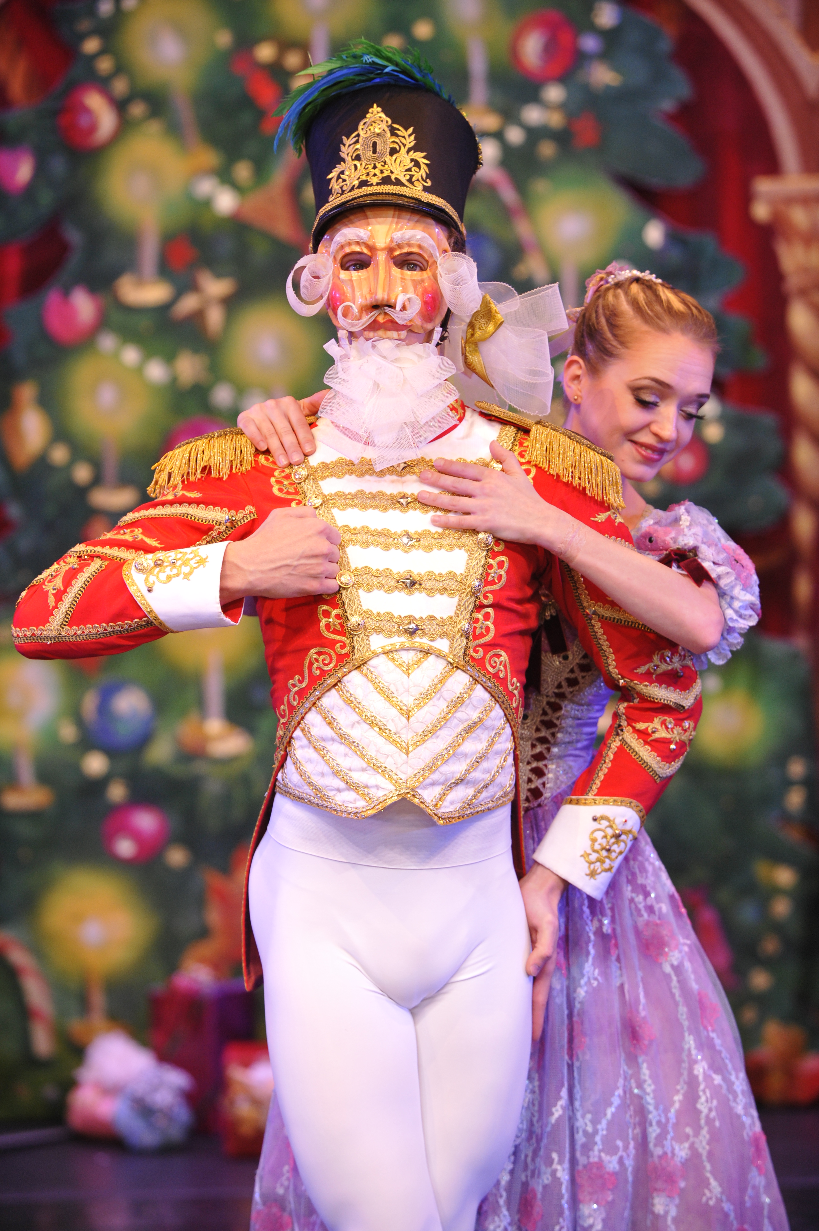 Moscow Ballet's Great Russian Nutcracker - Nutcracker Doll and Masha