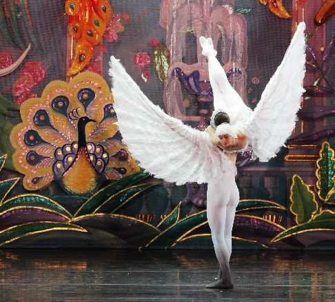 Moscow Ballet's exclusive Dove of Peace