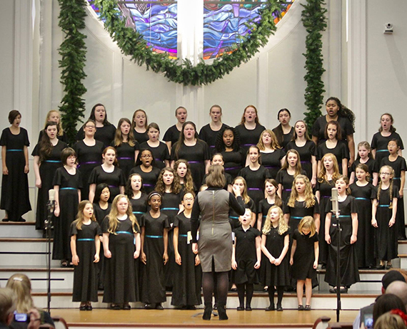 Birmingham Girls' Choir