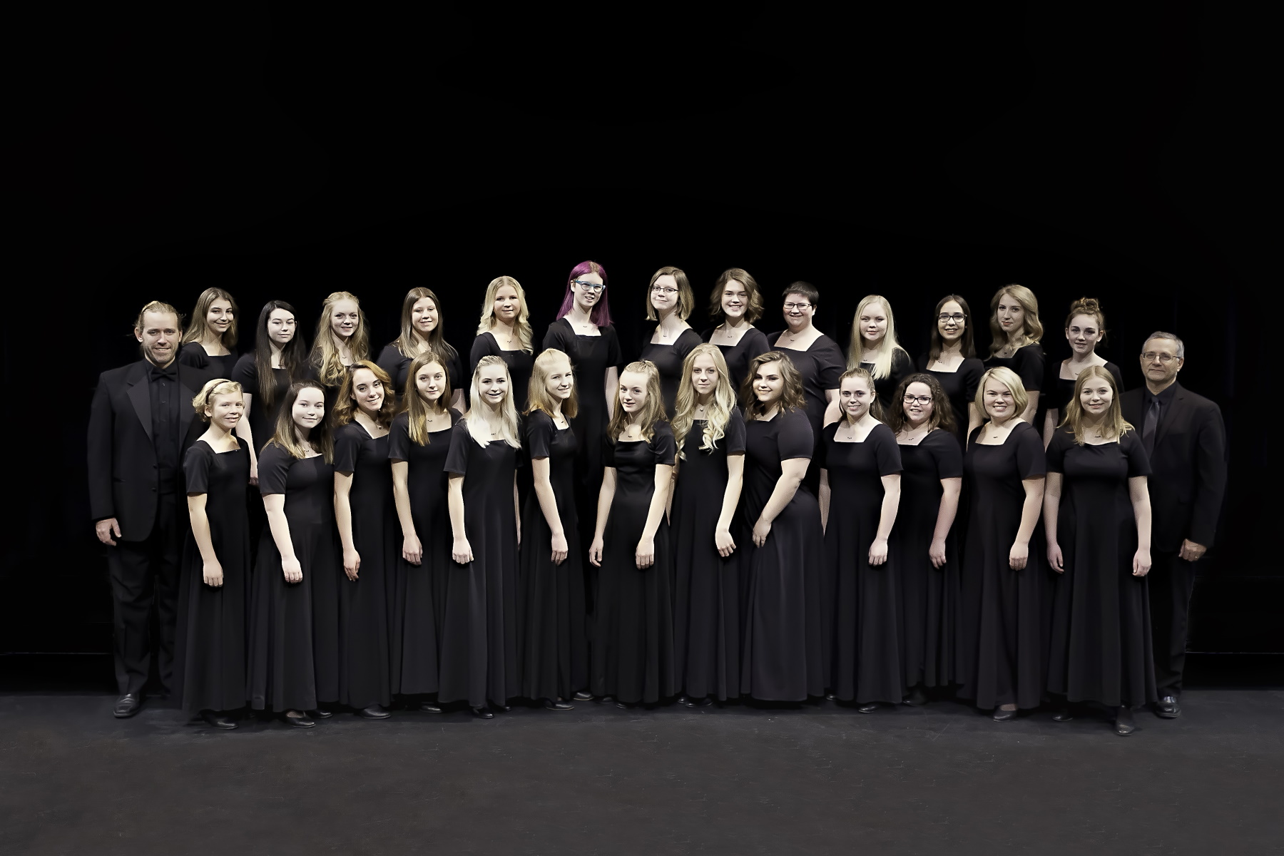 Medicine Hat College Girls' Choir