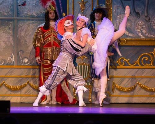 Moscow Ballet's The Sleeping Beauty