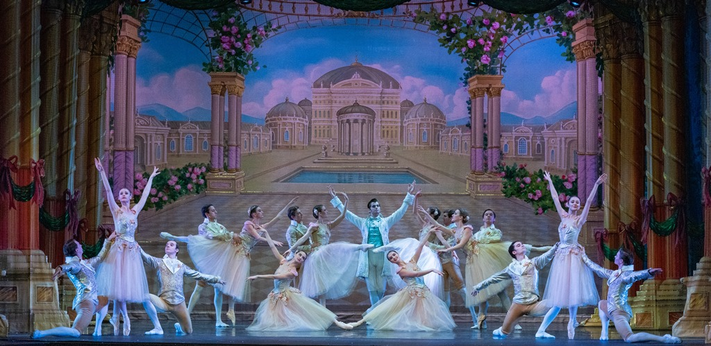 Moscow Ballet's Waltz of the Roses