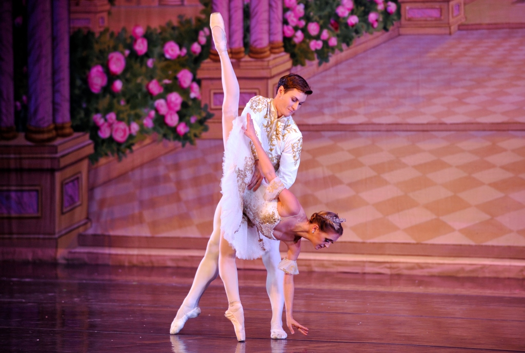 Moscow Ballet Grand Pas de Deux by Pecheniuk and Skulkin
