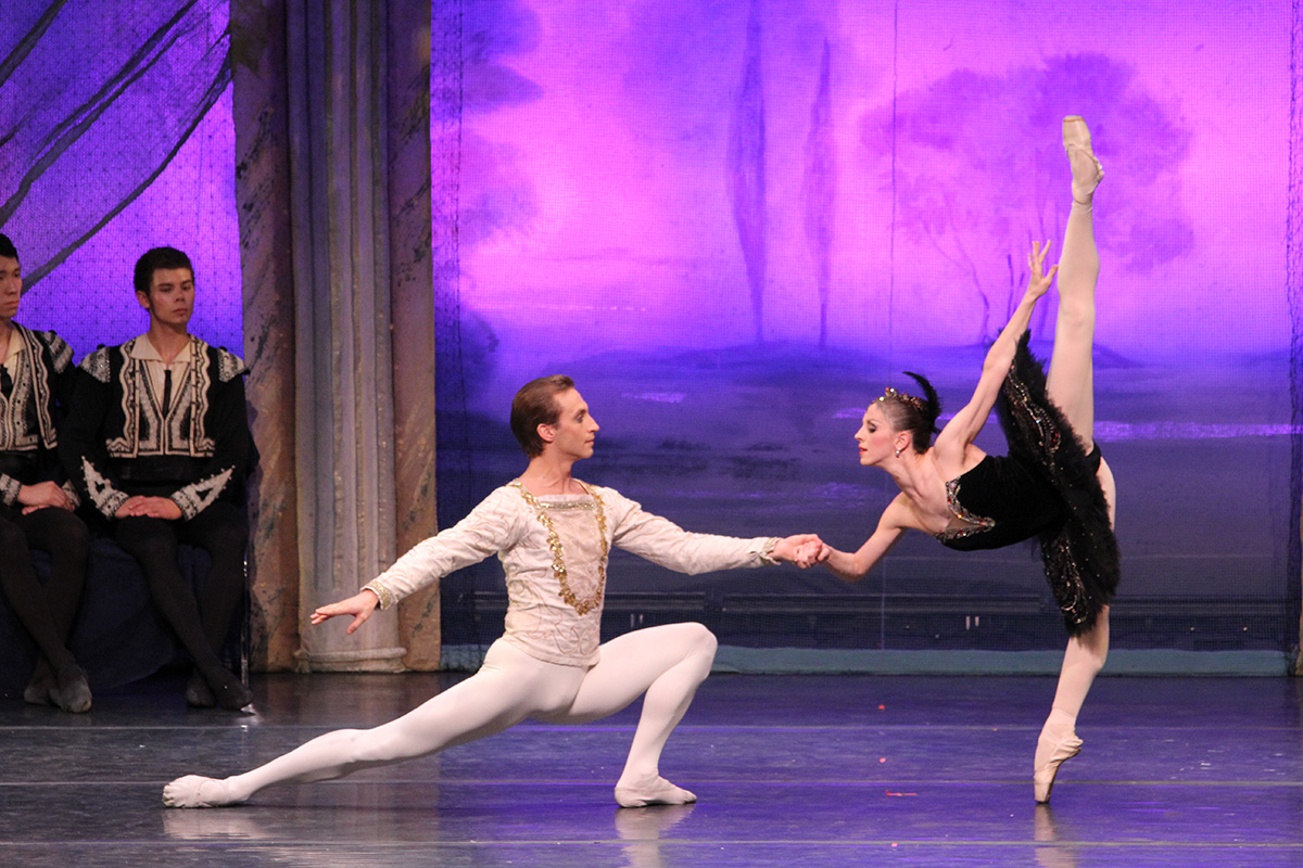 Moscow Ballet's Swan Lake