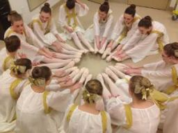 The Pointe School of Dance students