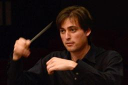 Assistant Conductor Michael Repper