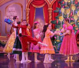 Children audition to dance alongside Moscow Ballet professionals