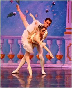Moscow Ballet's Masha and the Prince in Albany