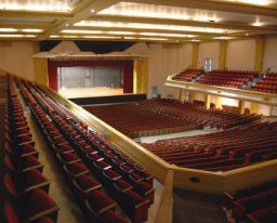 Asheville's Thomas Wolfe Auditorium