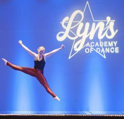 Lyn's Academy of Dance student