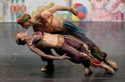 Moscow Ballet's Arabian Variation in Midland