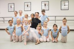 Julia's School of Dance students