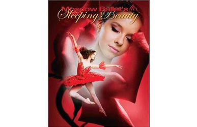Moscow Ballet's Sleeping Beauty poster