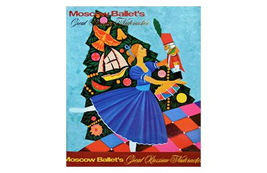 20th Anniversary Great Russian Nutcracker Storybook